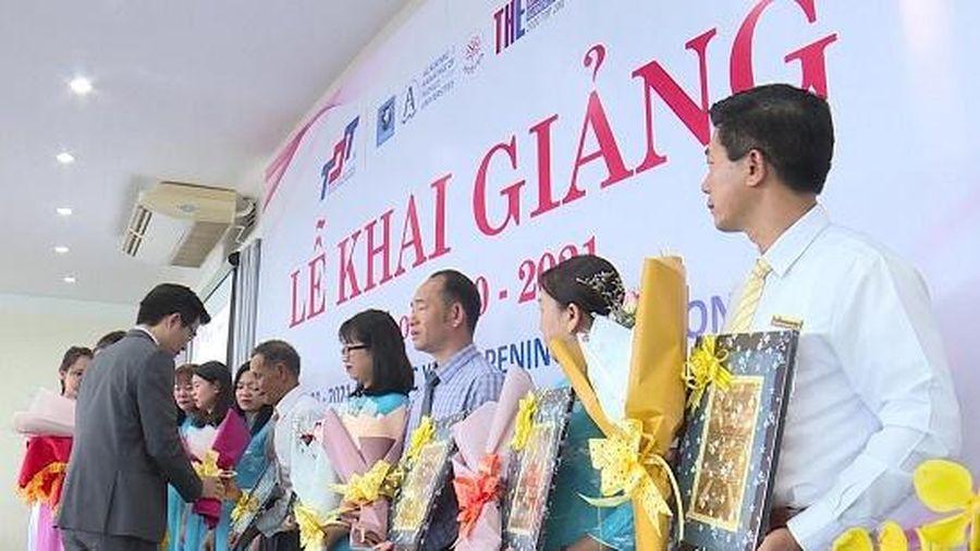 Trường Đại học Tôn Đức Thắng cơ sở Nha Trang khai giảng năm học 2020 - 2021