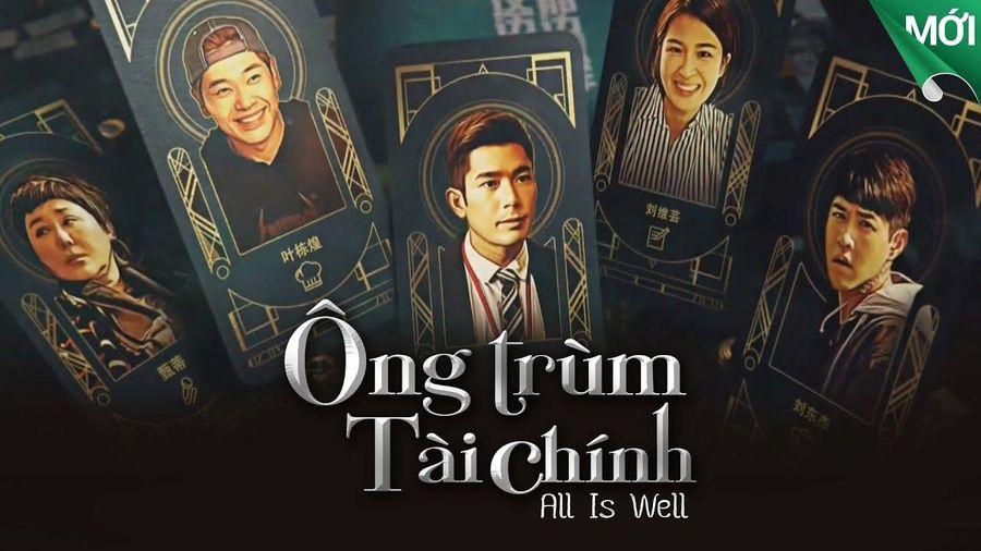 'Ông trùm tài chính' - Sức hút từ dàn diễn viên hàng đầu của Singapore, Đài Loan