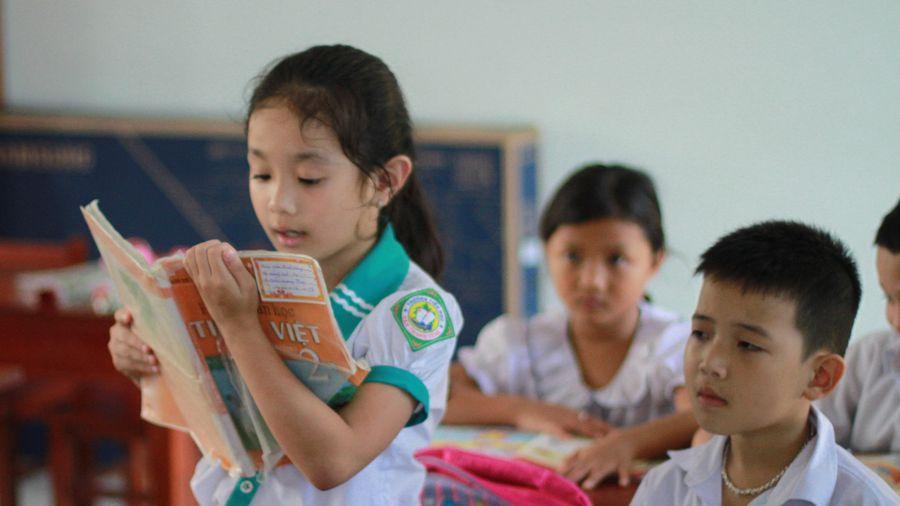 BSR tặng trường học ở Quảng Nam