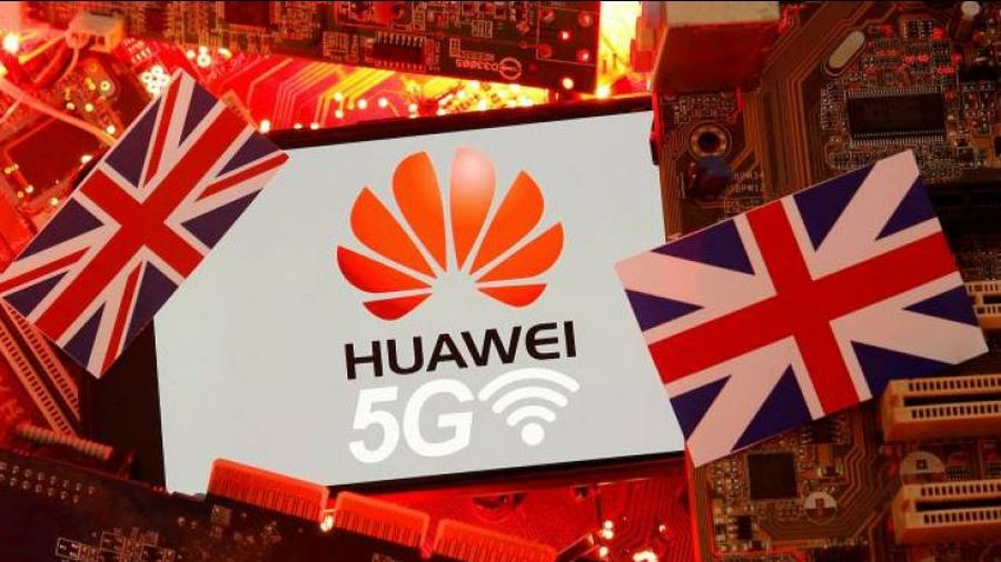 Anh cam kết chi mạnh tay 333 triệu USD giúp các nhà mạng loại bỏ thiết bị 5G của Huawei