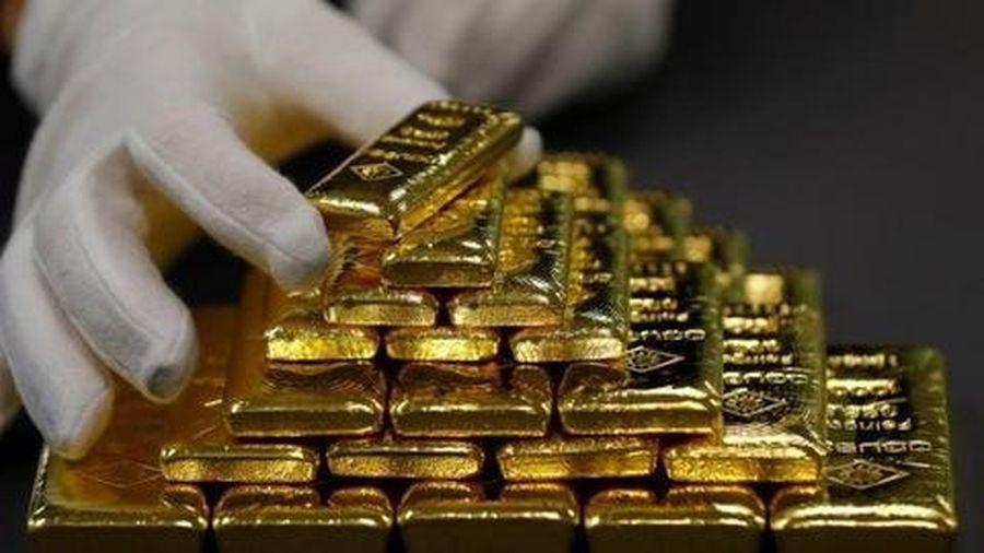 Giá vàng hôm nay 26/11/2020: Vàng đi ngang, giữ vững mốc 1.800 USD/ounce