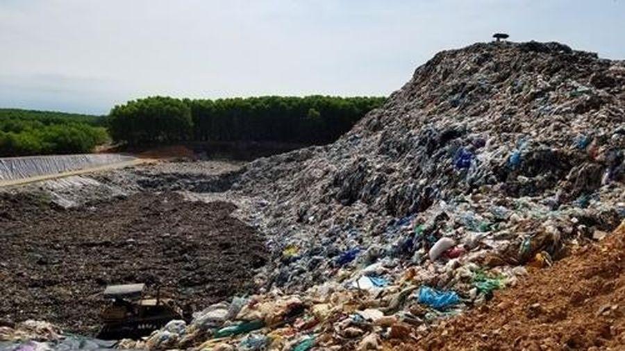 Định mức và giá xử lý rác thải đã qua chôn lấp