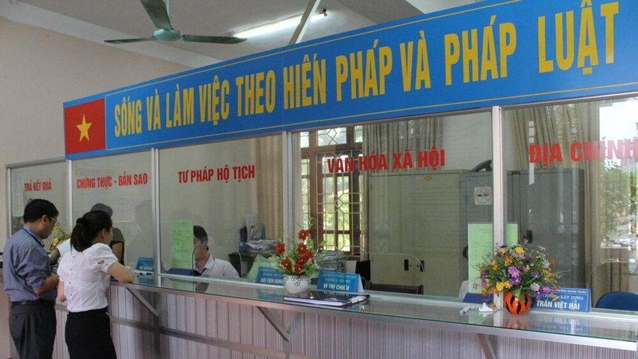 Thái Nguyên: Thành lập Trung tâm phục vụ hành chính công
