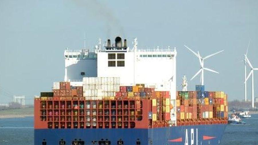 Thương mại toàn cầu đang phục hồi mạnh