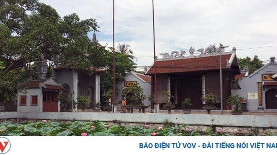 Ngôi đình làng ở Hà Nội lưu giữ nhiều hiện vật quý có giá trị lịch sử