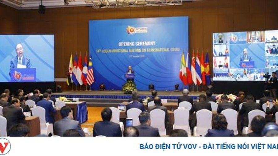 Thủ tướng: ASEAN đối mặt 'kẻ thù nguy hiểm' tội phạm xuyên quốc gia