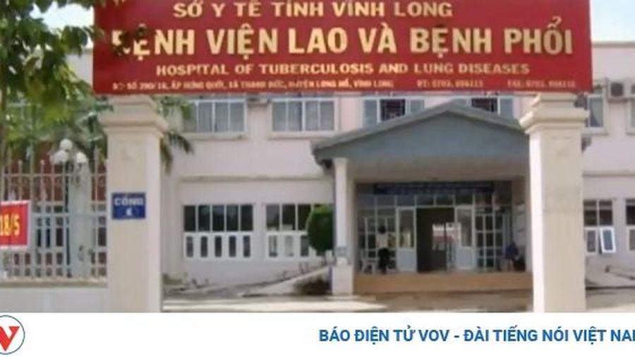 Vĩnh Long lần đầu phát hiện 2 trường hợp nhiễm SARS-CoV-2 từ nước ngoài về