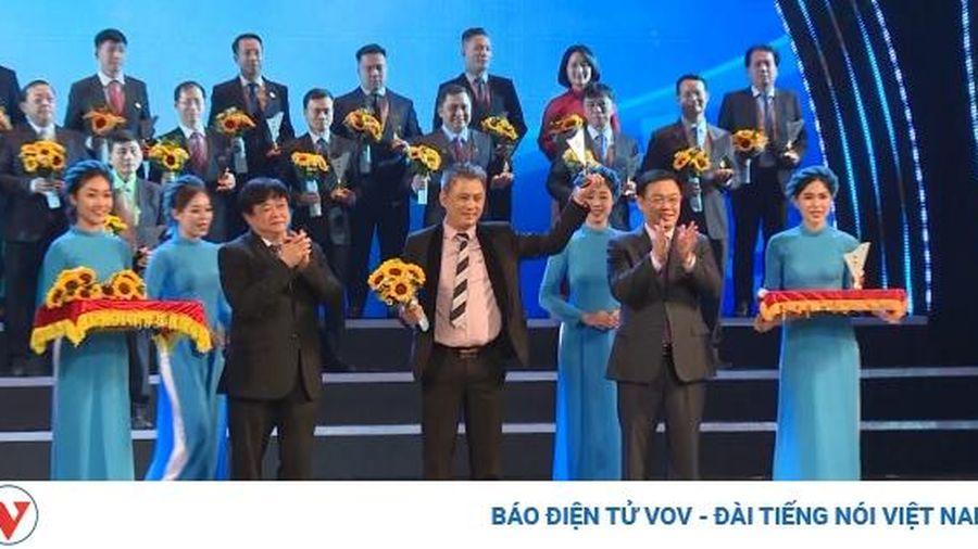 Qui Phúc đạt thương hiệu quốc gia Việt Nam năm 2020