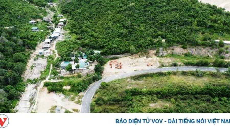 Người dân bức xúc vì bất ngờ bị chủ đầu tư Nha Trang Sea Park chặn lối đi