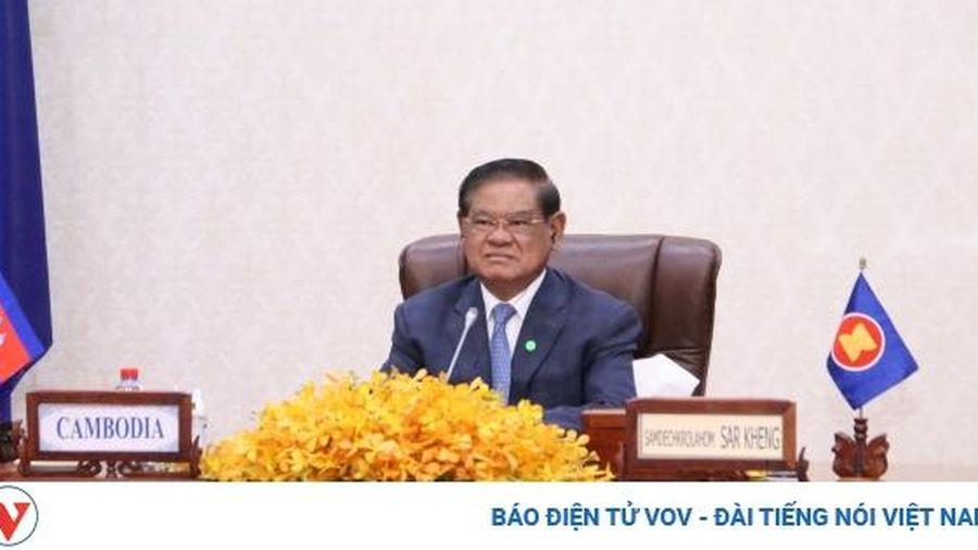 Campuchia: Các nước tiểu vùng sông Mekong cần tăng cường phòng chống buôn bán ma túy