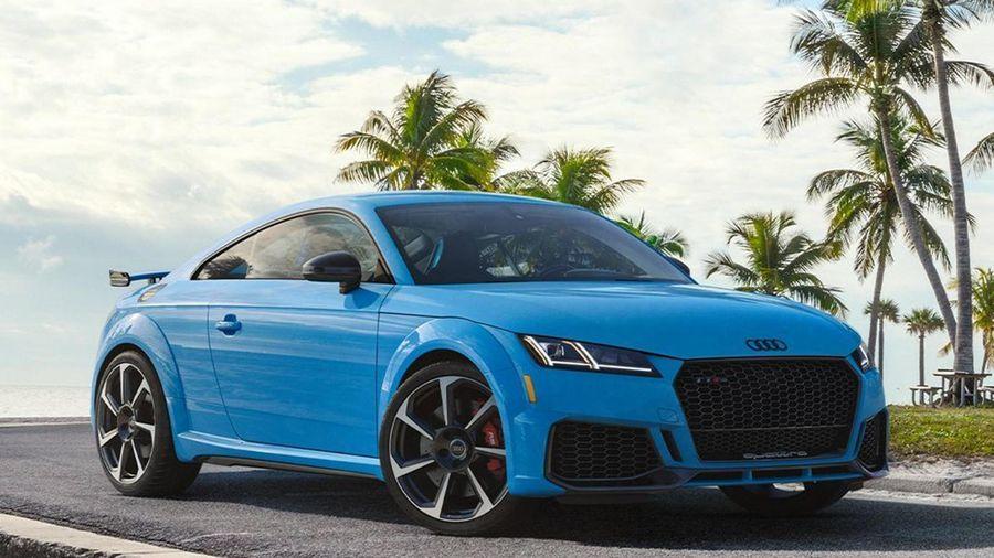 Audi TT RS 2021 có giá đắt nhất từ trước đến nay