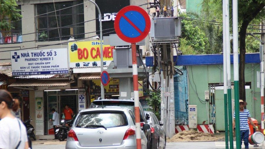 Những tuyến đường nào ở TP.HCM chuyển sang cấm dừng, đỗ?