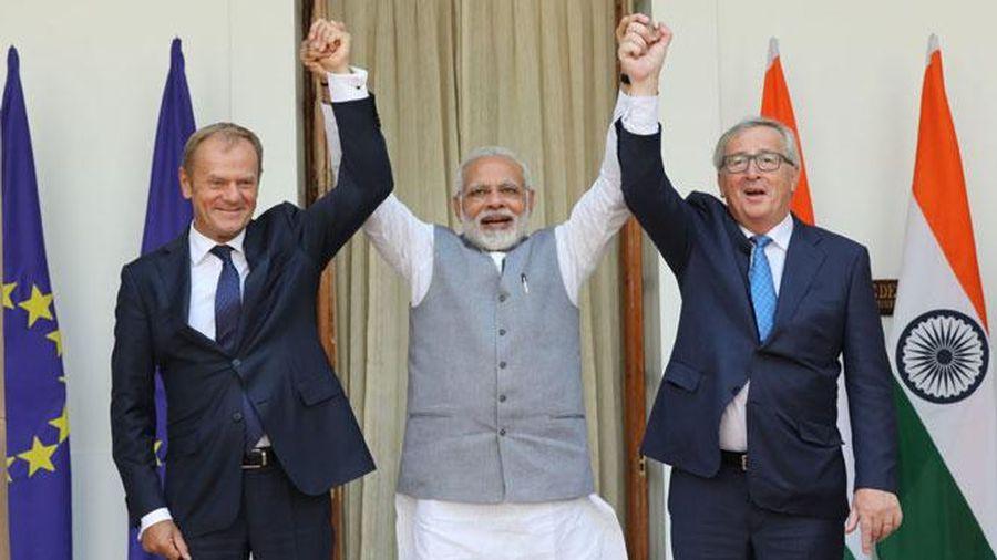 Ấn Độ - Liên minh châu Âu: Thúc đẩy hợp tác vì lợi ích chung