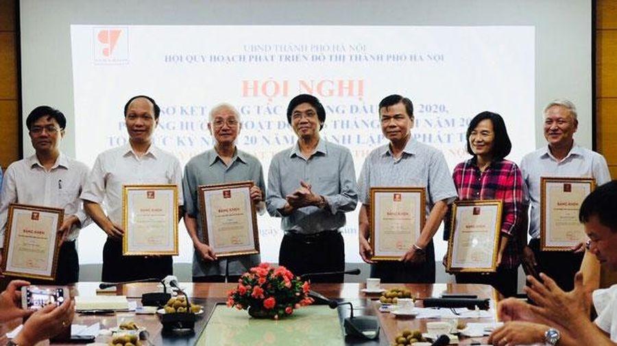 Hội Quy hoạch phát triển đô thị Hà Nội: Đồng hành xây dựng và phát triển Thủ đô