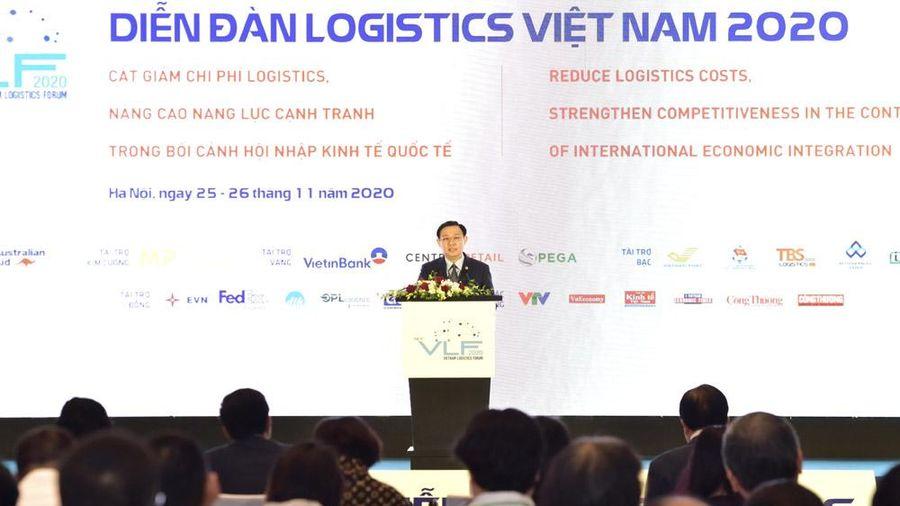 Cắt giảm chi phí logistics, nâng cao năng lực cạnh tranh