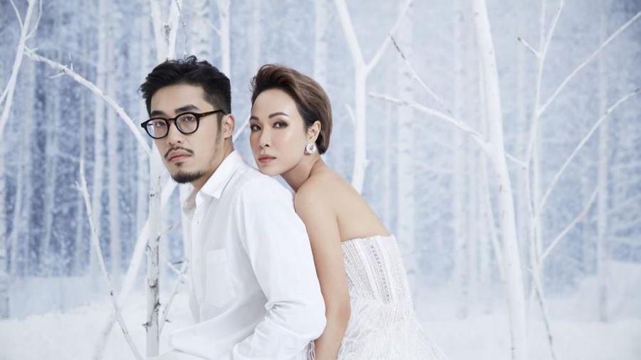 Uyên Linh tình tứ cùng 'hoàng tử Indie' Vũ trong bộ ảnh mới, hé lộ màn song ca đầy cảm xúc