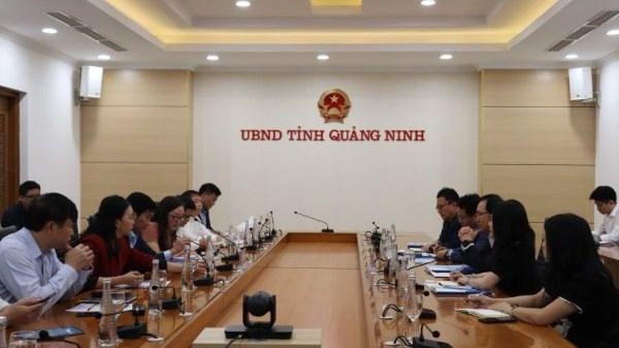 Samsung dự kiến đầu tư tại Quảng Ninh.