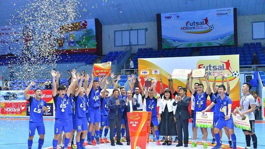 Sanatech Khánh Hòa thành cựu vô địch