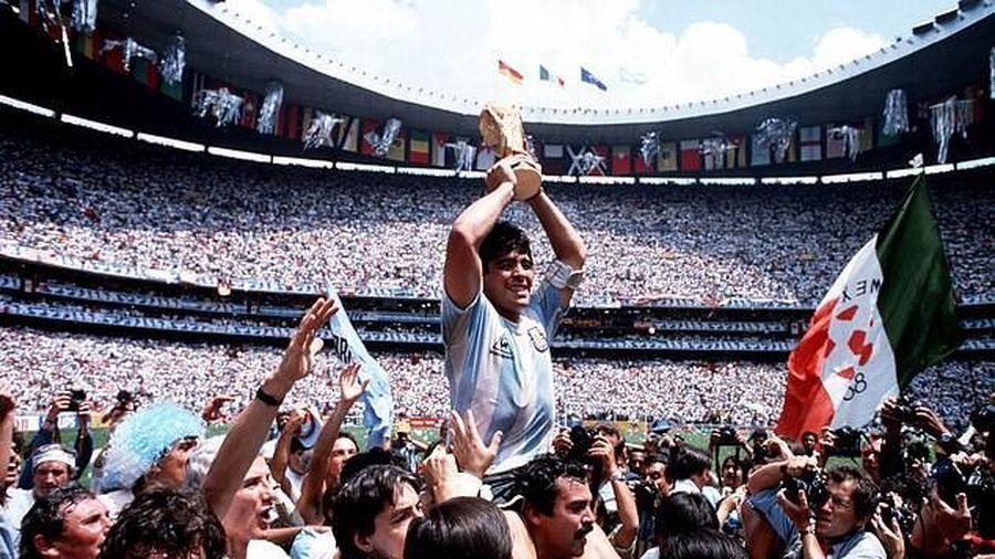 Cuộc đời và sự nghiệp phi thường của Diego Maradona