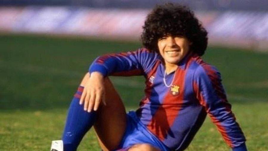 Bản trinh sát hoàn hảo về Maradona tuổi 17