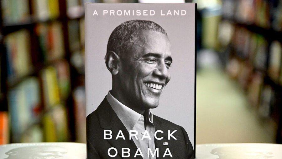 'Chúng tôi mua bản quyền hồi ký Obama với giá kỷ lục'