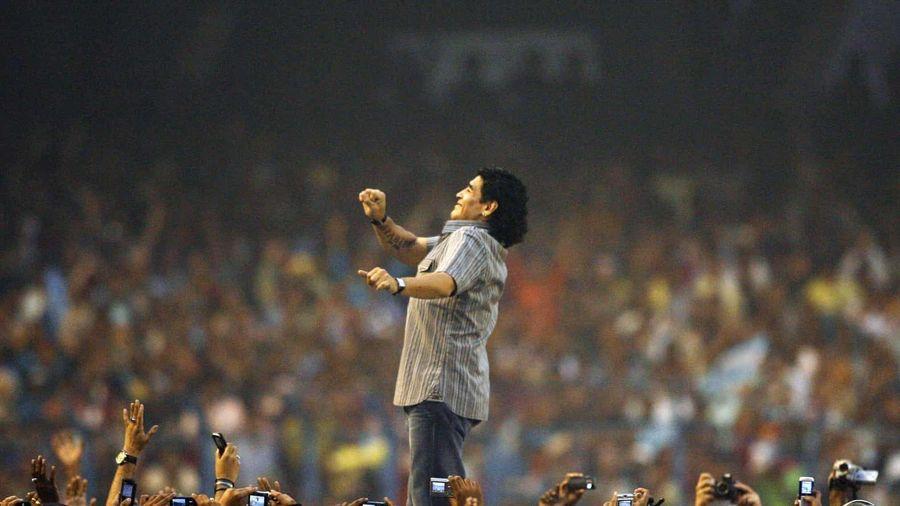 Maradona và cuộc đời giữa hai thái cực