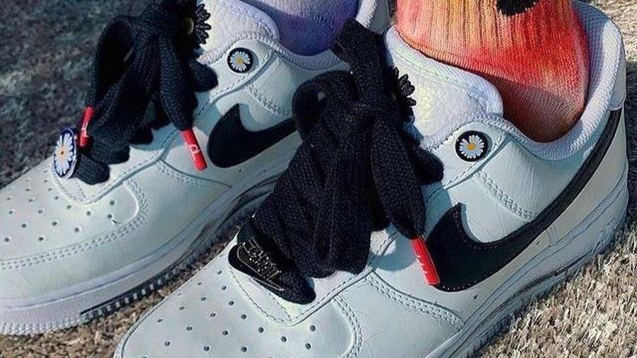 7 dấu hiệu phân biệt giày hoa cúc của G-Dragon thật và giả