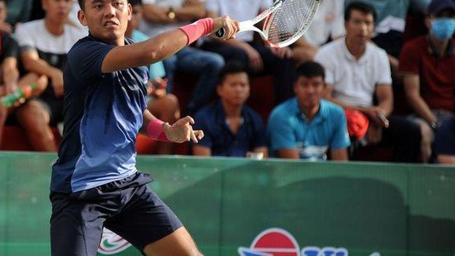 Lý Hoàng Nam vào tứ kết VTF Masters 500 lần 2 - 2020