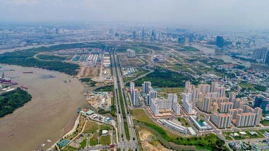Chiều nay 27-11, Thanh tra Chính phủ đối thoại với 50 hộ dân Thủ Thiêm