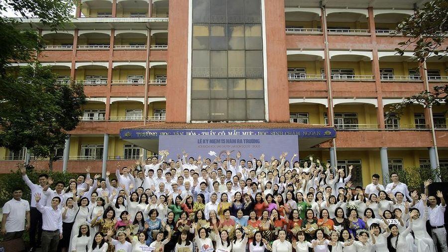 Thế hệ khóa Lam Sơn 2002-2005 hân hoan ngày trở về