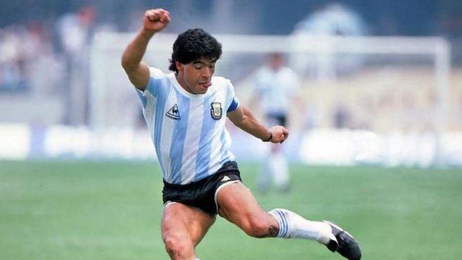 Trào lưu đặt tên con theo huyền thoại Maradona ở Argentina và Ý