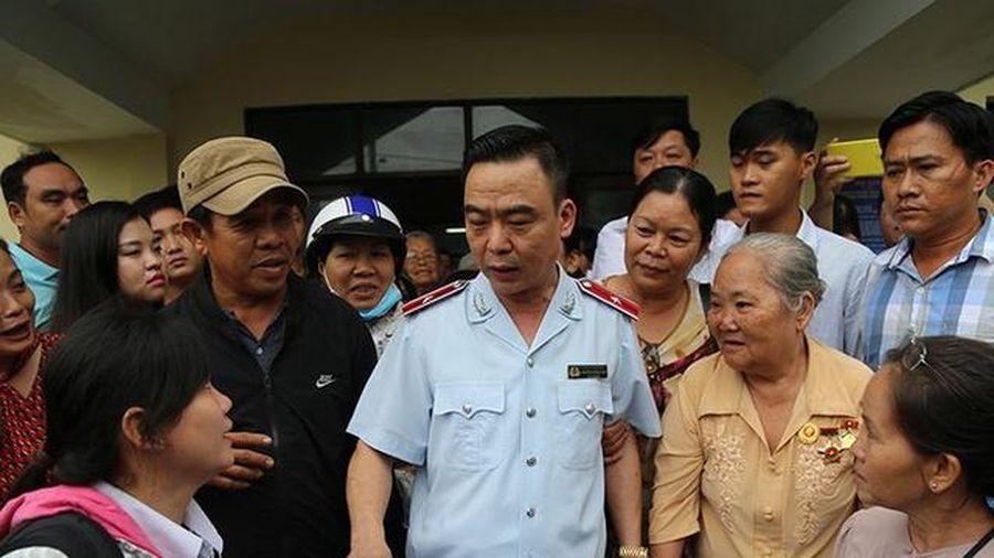 Chiều nay, Thanh tra Chính phủ đối thoại với người dân Thủ Thiêm