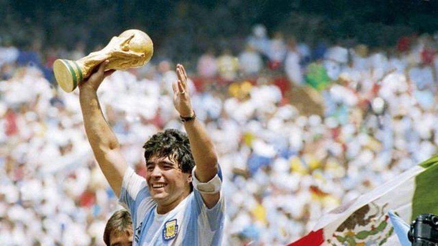 Đề xuất lấy ngày sinh Maradona làm ngày Quốc lễ ở Argentina