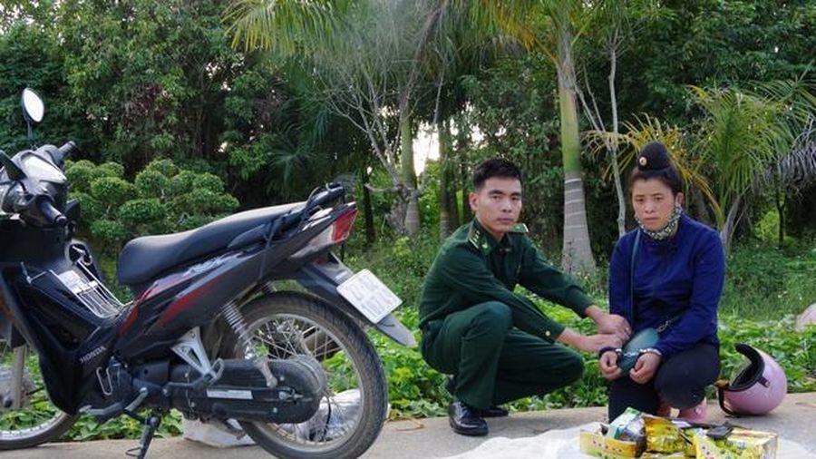 Điện Biên: Bắt nữ quái chở 6kg ma túy giấu trong bao gạo gửi về Hải Phòng