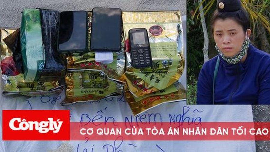 Vận chuyển 6kg ma túy đá lấy tiền công 5 triệu đồng