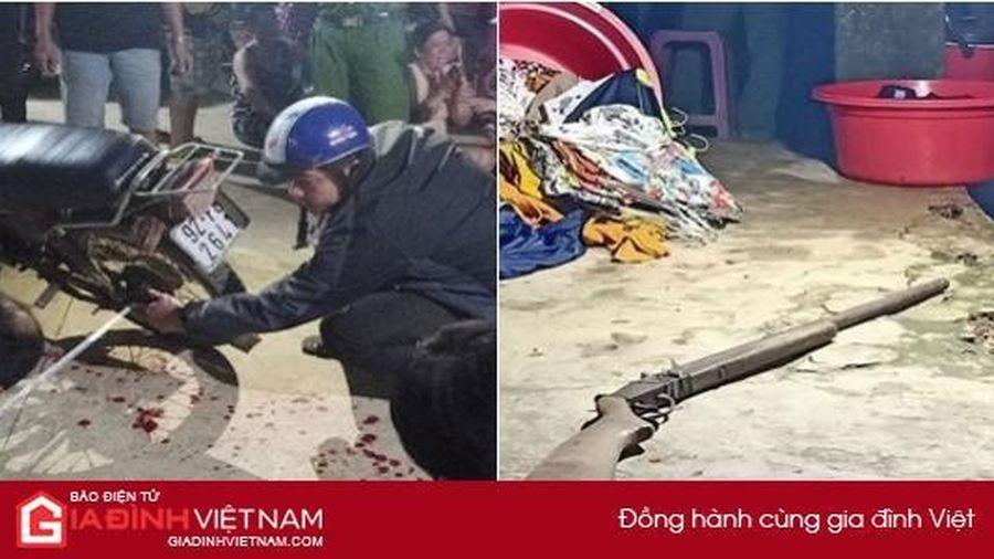 2 vụ nổ súng ở Quảng Nam: Có thể do cùng một đối tượng