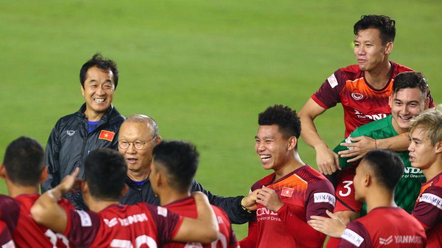 Danh sách tuyển Việt Nam: Khi thầy Park cũng thử nghiệm như đội U22