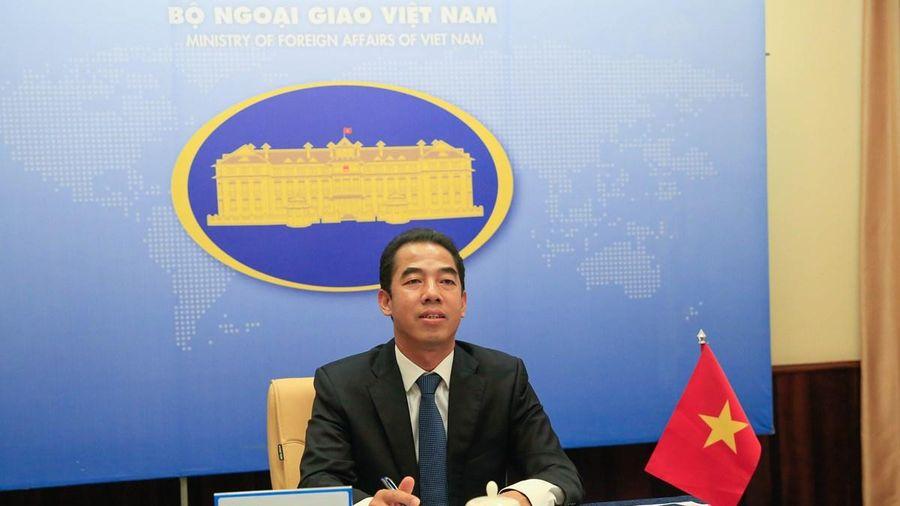 Tham vấn chính trị cấp Thứ trưởng Ngoại giao Việt Nam-Kazakhstan