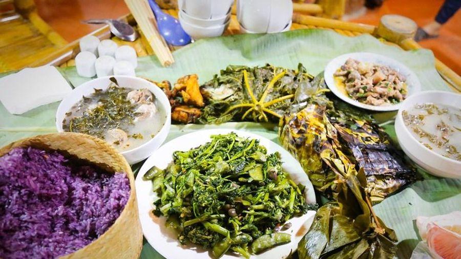 Hội tụ nét tinh hoa của văn hóa ẩm thực Tây Bắc tại Hà Giang