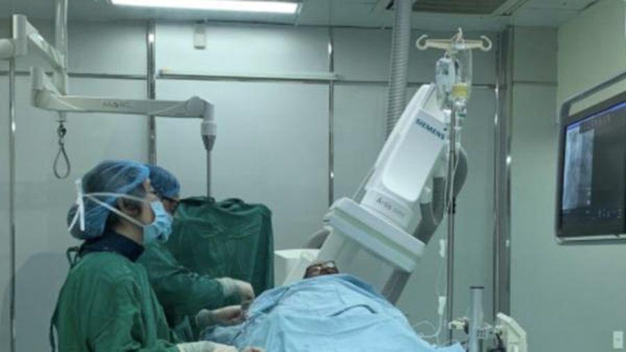40 phút giành giật sự sống cho thiếu niên bị nhồi máu cơ tim hiếm gặp