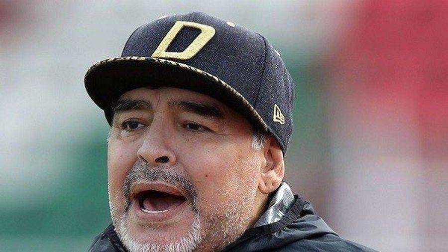 Diego Maradona, chuyện ít biết về huyền thoại bất tử của bóng đá Thế giới
