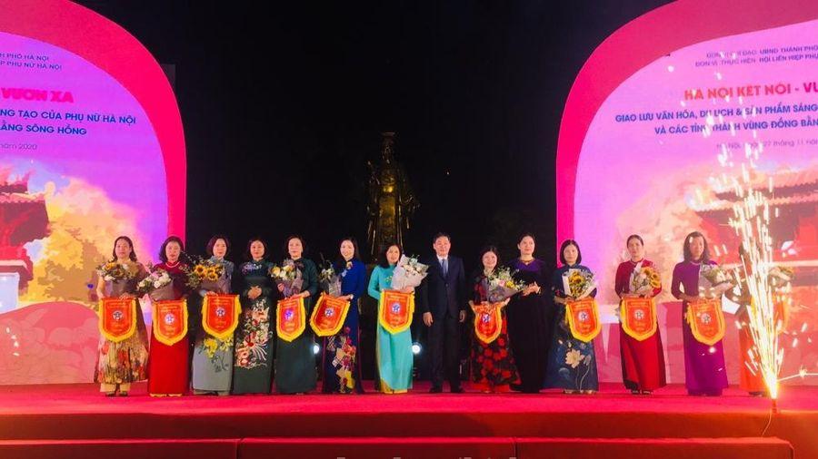 Khai mạc chương trình giao lưu văn hóa, du lịch 'Hà Nội kết nối – vươn xa'