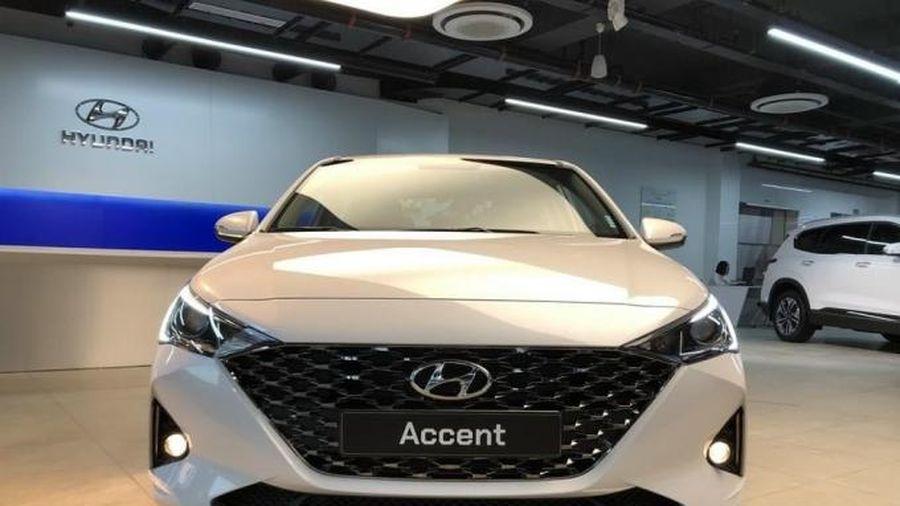 Chưa ra mắt, Hyundai Accent 2021 đã loạn giá