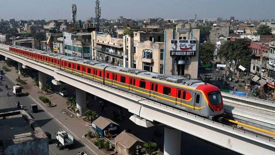 Đường sắt đô thị Lahore, Pakistan tiếp tục 'sập bẫy' Trung Quốc?