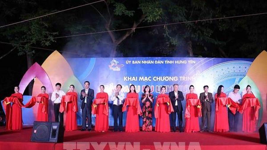 Khám phá 'Sắc màu du lịch Hưng Yên' ngay tại trung tâm Thủ đô Hà Nội