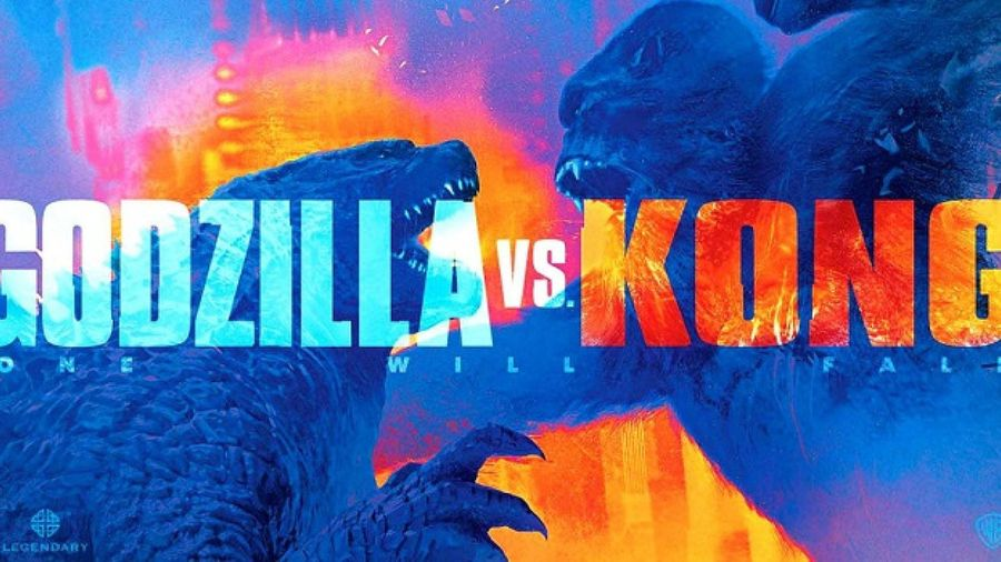 Netflix muốn mua bản quyền phát hành bom tấn ''Godzilla Vs. Kong'
