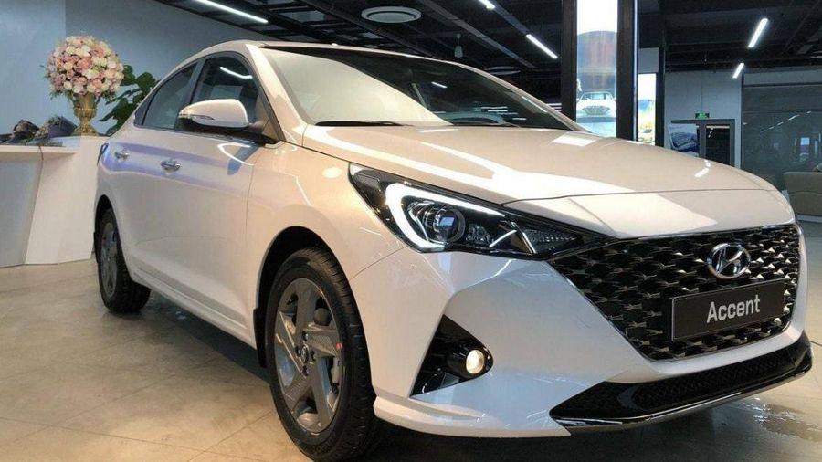 TC Motor lên tiếng về giá bán chính thức mẫu xe Hyundai Accent 2021