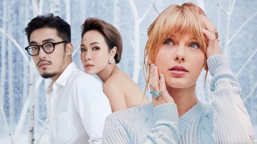Uyên Linh bắt tay Vũ trong dự án mới, dân mạng lập tức 'cà khịa': 'Đừng lôi Taylor Swift vô nha'