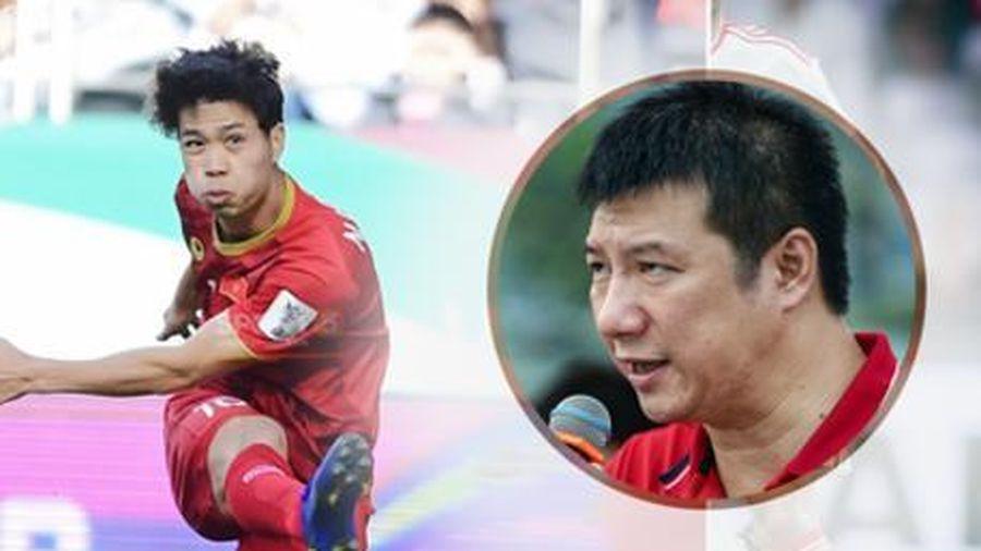 BLV Quang Huy: 'Nếu không chấn thương, Công Phượng có thể giành quả bóng vàng'