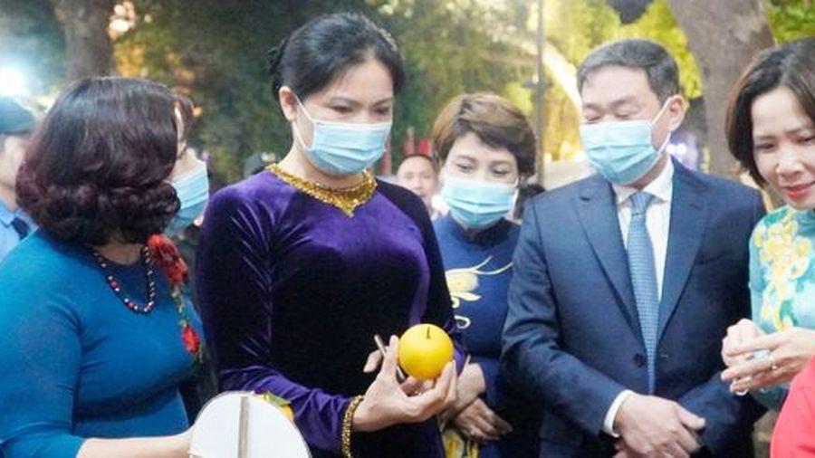 Phụ nữ Hà Nội tổ chức giao lưu văn hóa, du lịch và sản phẩm sáng tạo